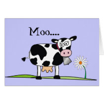 Cow-Moo.....Hope you have a Happy Fathers Day Card