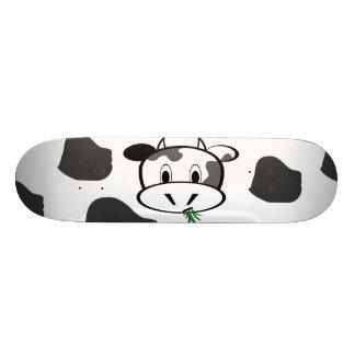 Cow Moo Skate Board Deck