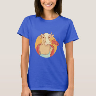 Cow mooing T-Shirt