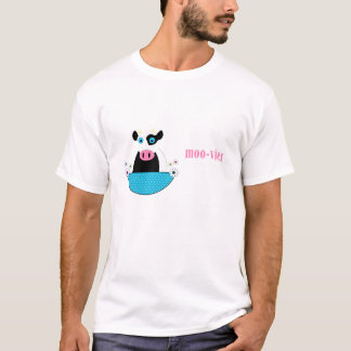 Cow Movies T-Shirt