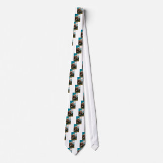 cow neck tie