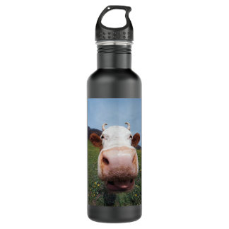Cow Nose 24oz Water Bottle