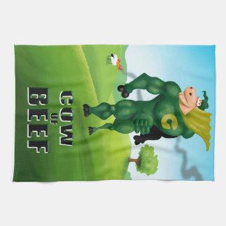 COW of BEEF Hand Towel
