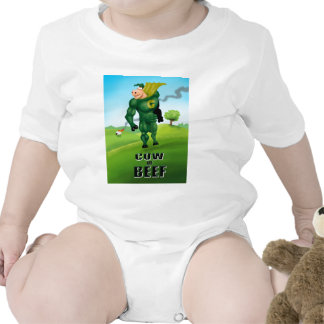 COW of BEEF Tee Shirts