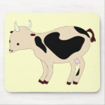 Cow on a Mousepad