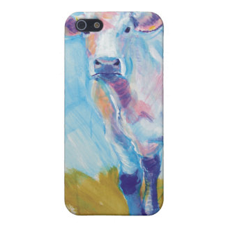 Cow Painting Case For iPhone 5