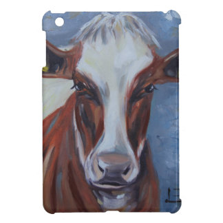 Cow Painting, Cow Decor, Cow Art, Dairy Cow Cover For The iPad Mini