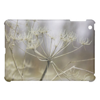 Cow parsley cover for the iPad mini