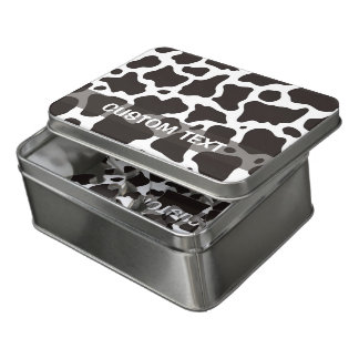 Cow pattern background jigsaw puzzle