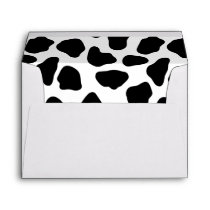 Cow pattern envelope