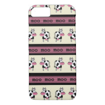 Cow Pattern iPhone 8/7 Case