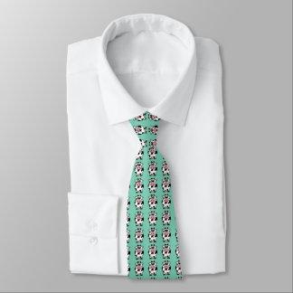 Cow Pattern Neck Tie