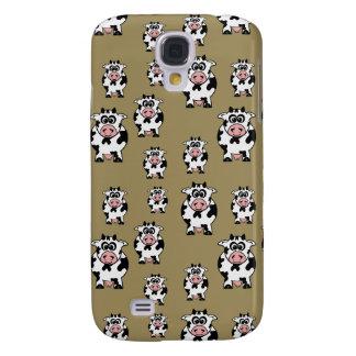Cow Pattern Samsung Galaxy S4 Case