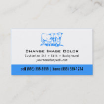Cow - Personal Business Card