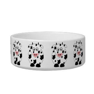 Cow Pet Bowl