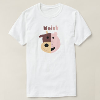 Cow + Pig = Moink mes tshirt