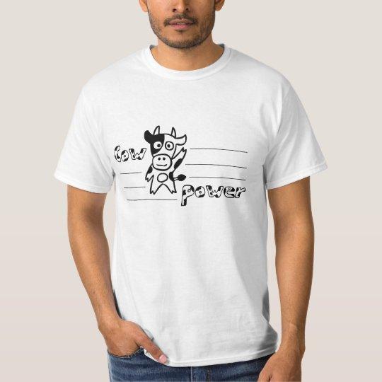 Cow Power Shirt