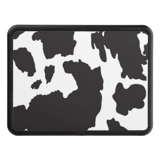 Cow Print Hitch Cover