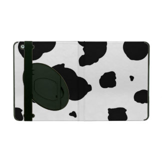 Cow Print iPad Cover
