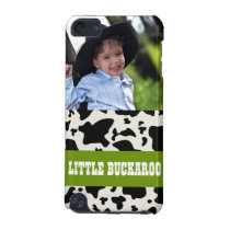 Cow Print iPod Touch (5th Generation) Cover