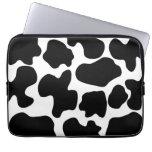 Cow Print Pattern Laptop Sleeves