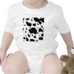 Cow Print Tee Shirt