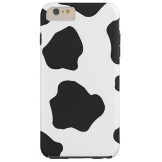 Cow Print Tough iPhone 6 Plus Case