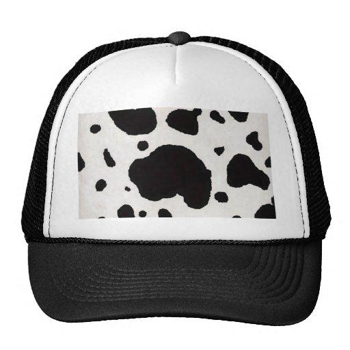 Genius image within printable cow hat
