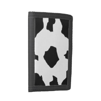 Cow Print Wallet