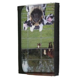 Cow Pug Wallet