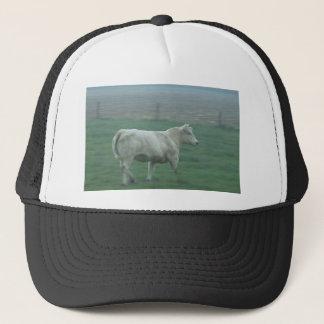 Cow Running Trucker Hat