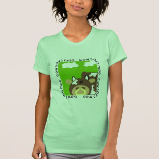 Cow Says Moo Tshirts and Gifts