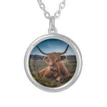 Cow Scotland Necklaces