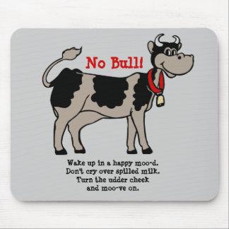 Cow Sense Mousepad
