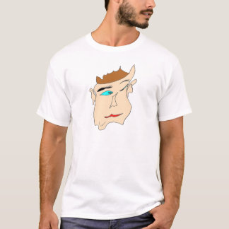 COW SERVANT BOY IN FETE.png T-Shirt