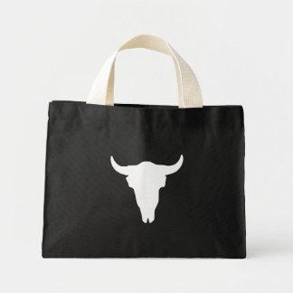 Cow Skull Bag