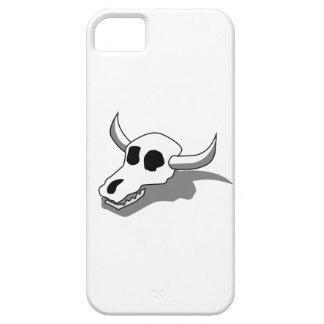 Cow Skull Bones iPhone SE/5/5s Case