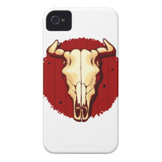 Cow Skull Case-Mate iPhone 4 Cases