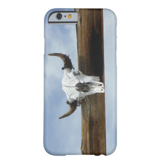 Cow Skull Cell Phone Barely There iPhone 6 Case