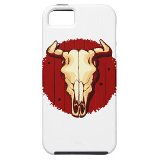 Cow Skull iPhone SE/5/5s Case