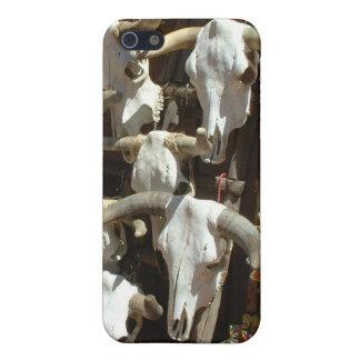 Cow Skull Iphone Spec Case