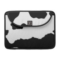 Cow Spots MacBook Pro Sleeve
