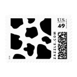Cow spots pattern stamps | Funny farm animal print