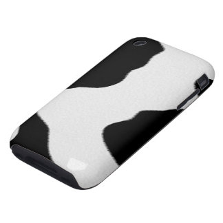 Cow Spots Tough iPhone 3 Cover