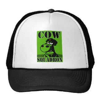 Cow Squadron Trucker Hat