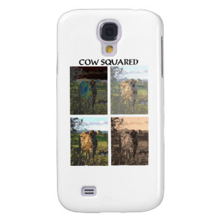 Cow squared galaxy s4 cover