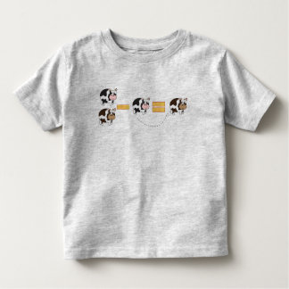 Cow Subtraction Shirt