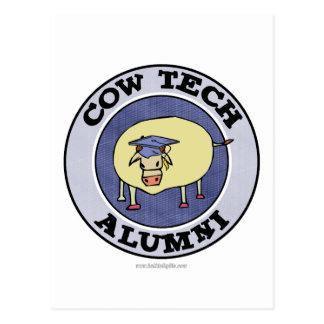 Cow Tech Alumni Post Card