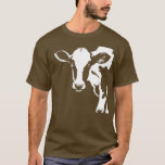 "Cow tee<br><div class=""desc"">One for bovine lovers!</div>"