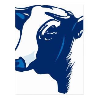 Cow the Animal Postcard